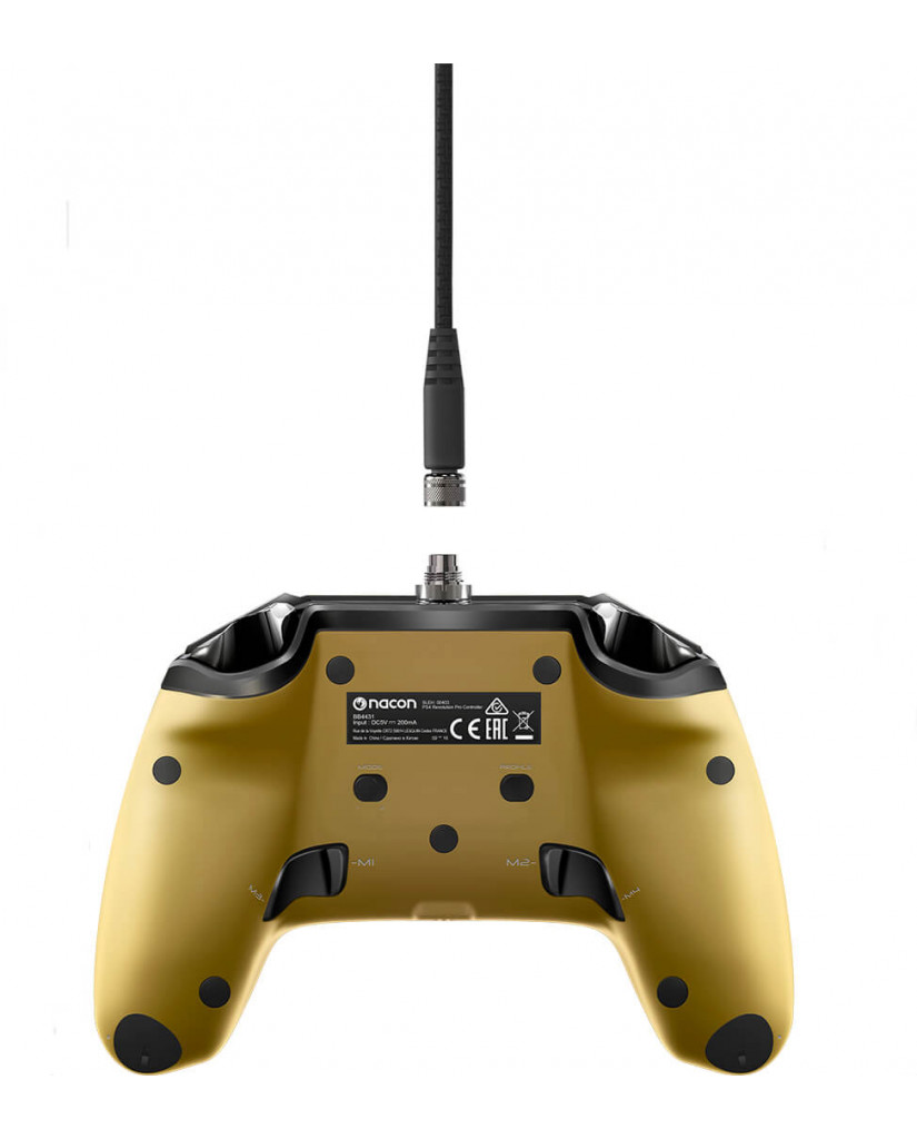 Nacon Revolution Pro - Χειριστήριο PS4 - Χρυσό