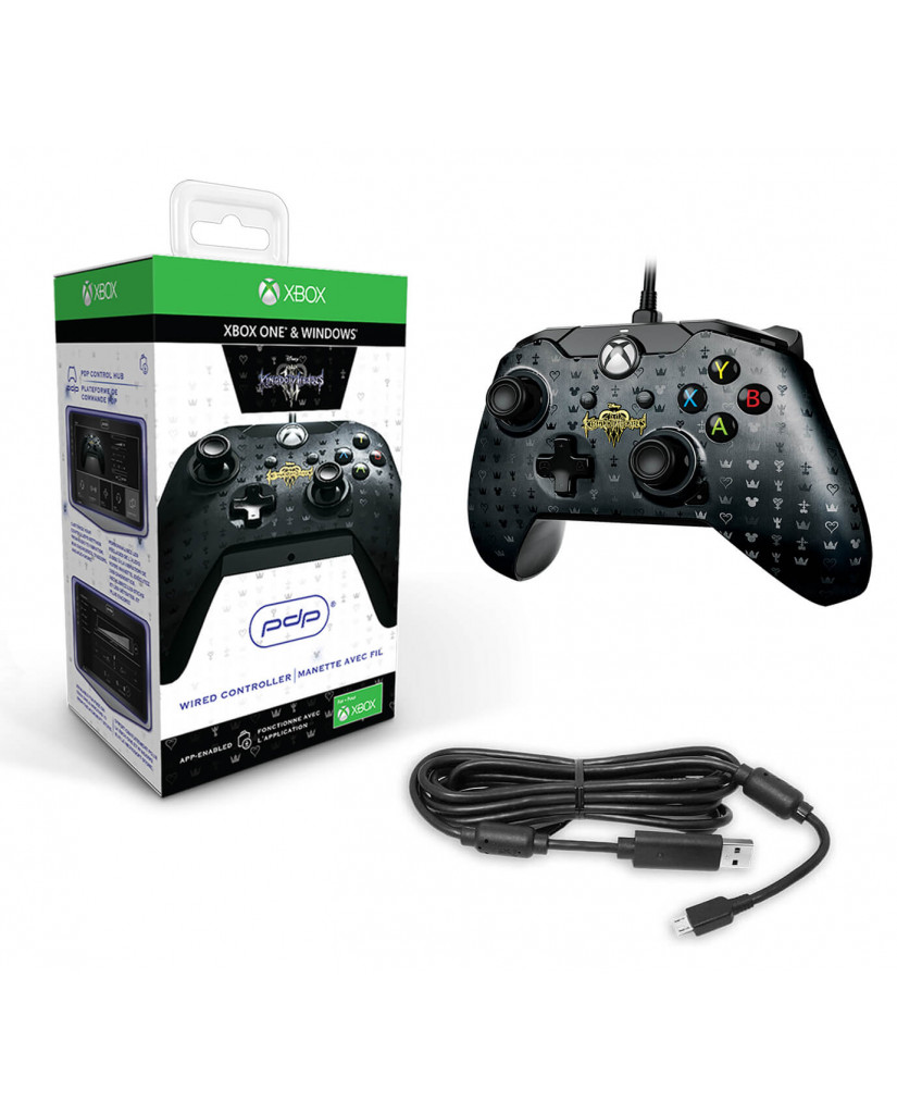 PDP Xbox One & PC Wired Controller – Kingdom Hearts