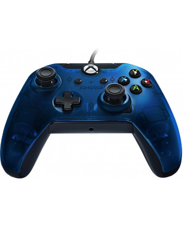 PDP Xbox One & PC Wired Controller – Midnight Blue