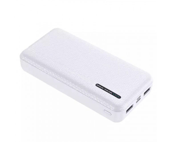 Power Bank 5V 2.0A 20000mAh Joyroom D-M219PLUS - Λευκό