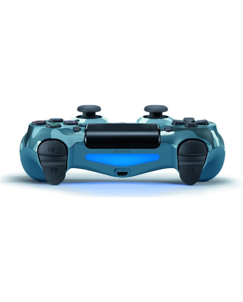 Sony DualShock 4 V2 - Χειριστήριο PS4 - Blue Camouflage