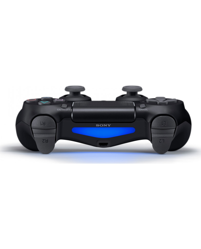 Sony DualShock 4 V2 Χειριστήριο PS4 - Μαύρο + Fortnite Neo Versa Bundle
