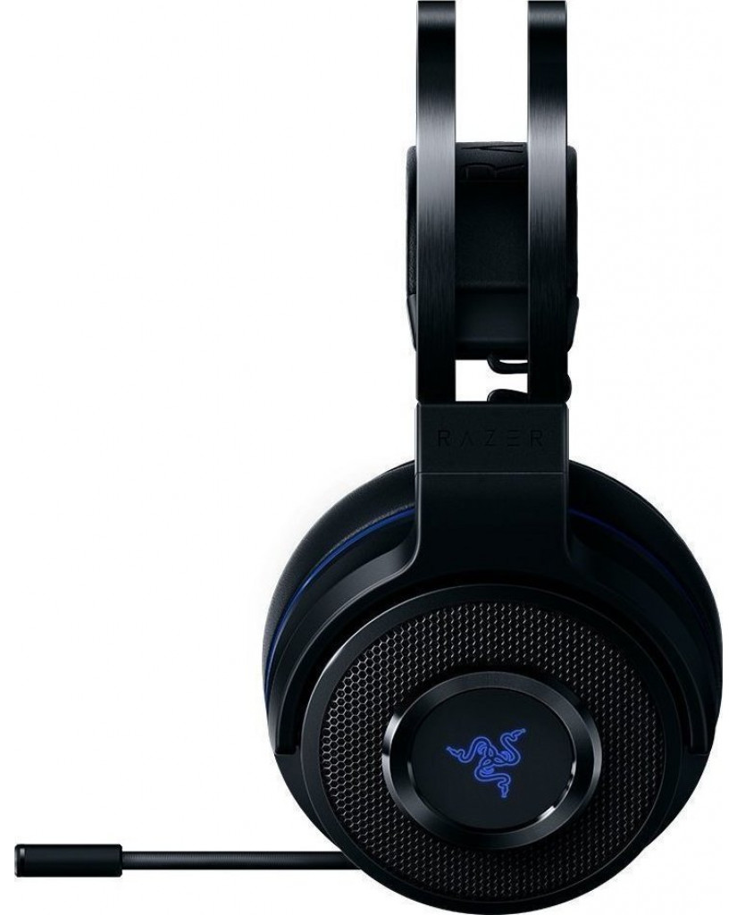 Razer Thresher 7.1 Wireless Surround Gaming Headset PS4/PC - Μαύρο
