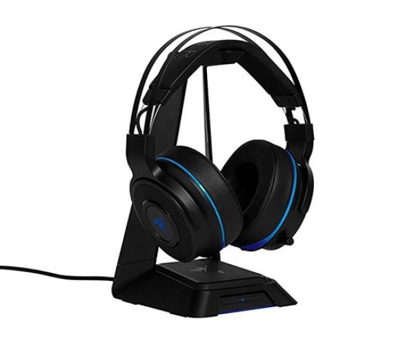 Razer Thresher 7.1 Ultimate Wireless Surround Gaming Headset PS4/PC - Μαύρο