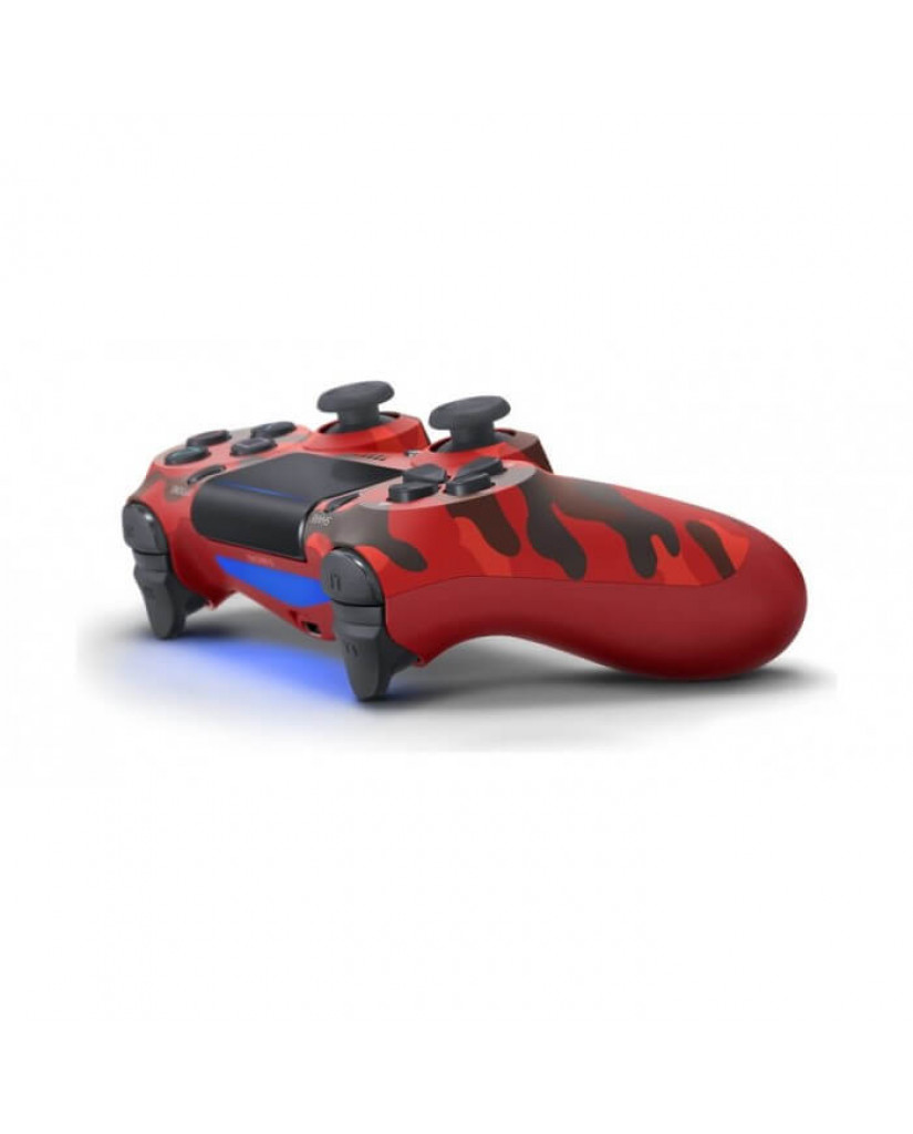 Sony DualShock 4 V2 - Χειριστήριο PS4 - Red Camouflage