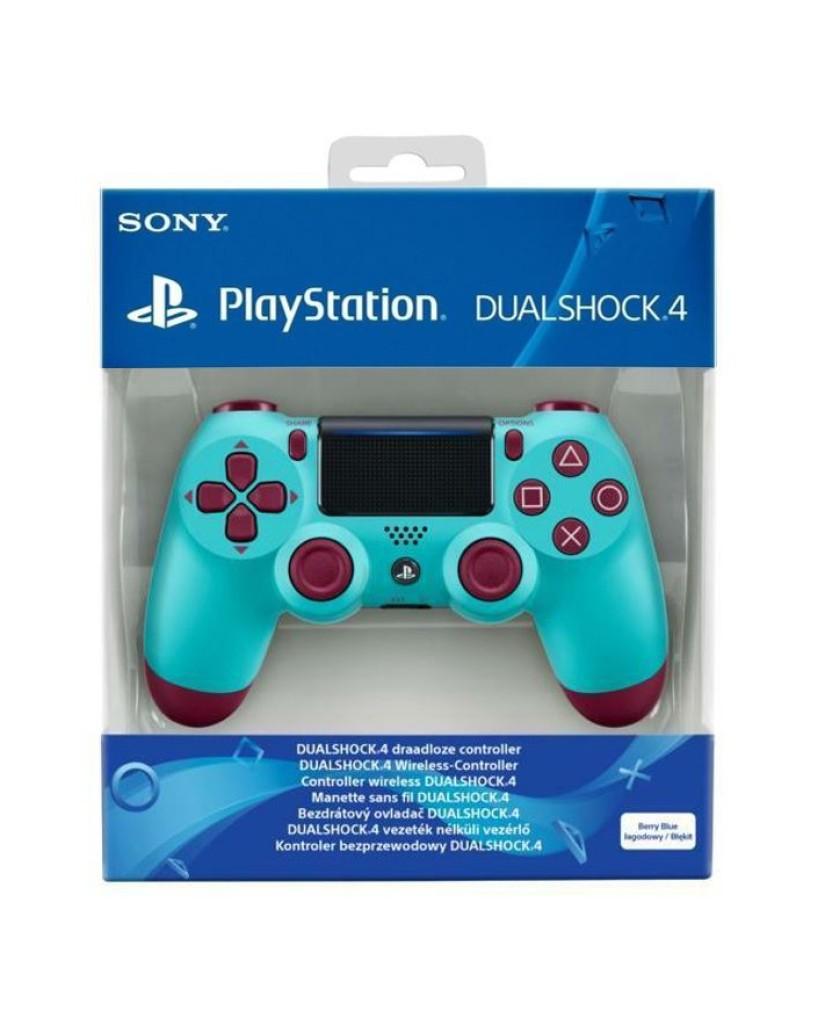 Sony DualShock 4 V2 - Χειριστήριο PS4 - Berry Blue