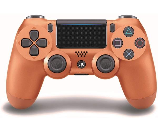 Sony DualShock 4 V2 - Χειριστήριο PS4 - Copper