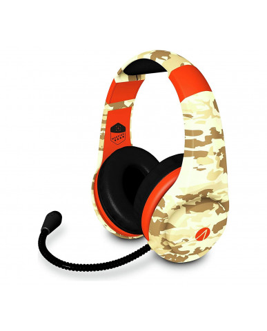 ΕΝΣΥΡΜΑΤΑ ΑΚΟΥΣΤΙΚΑ STEALTH XP WARRIOR - STEREO GAMING HEADSET ΓΙΑ PS4/XBOX ONE/PC/SWITCH/MOBILE/TABLET - CAMO