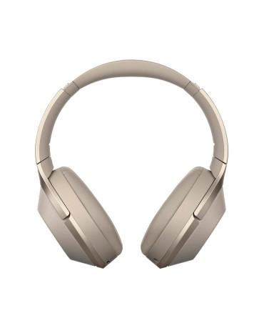 Sony WH-1000XM2 - Ασύρματα Ακουστικά Εξουδετέρωσης Θορύβου – Χρυσό