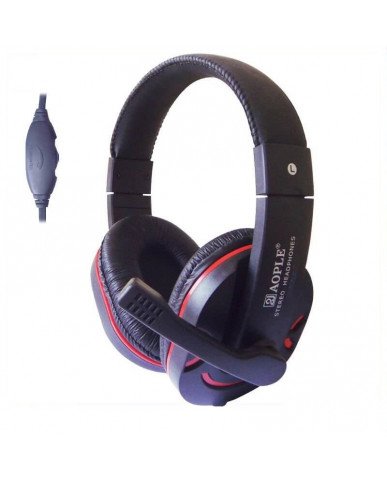Ενσύρματα Gaming Ακουστικά με Μικρόφωνο και Super Bass OEM AP-2011MV