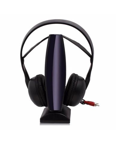 Ασύρματα Ακουστικά 8 σε 1 με FM SF-880 Συμβατά με TV, Laptop, CD, DVD, FM Radio, Net Chat, Baby Monitor κ.ά.
