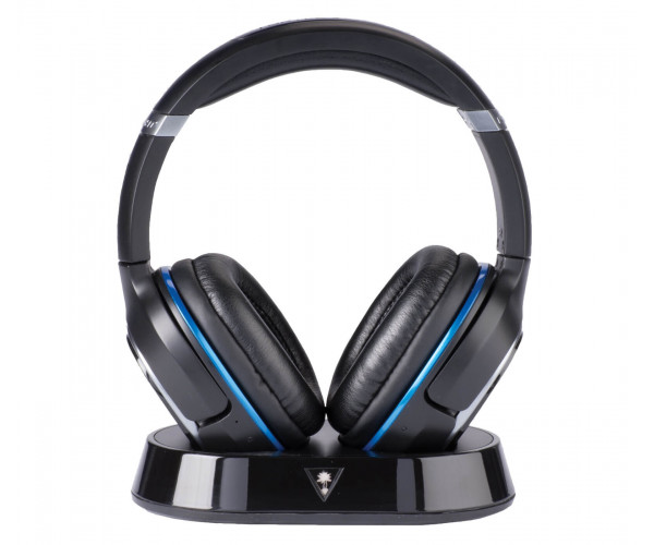 TURTLE BEACH ELITE 800 WIRELESS DTS SURROUND GAMING HEADSET - PS4