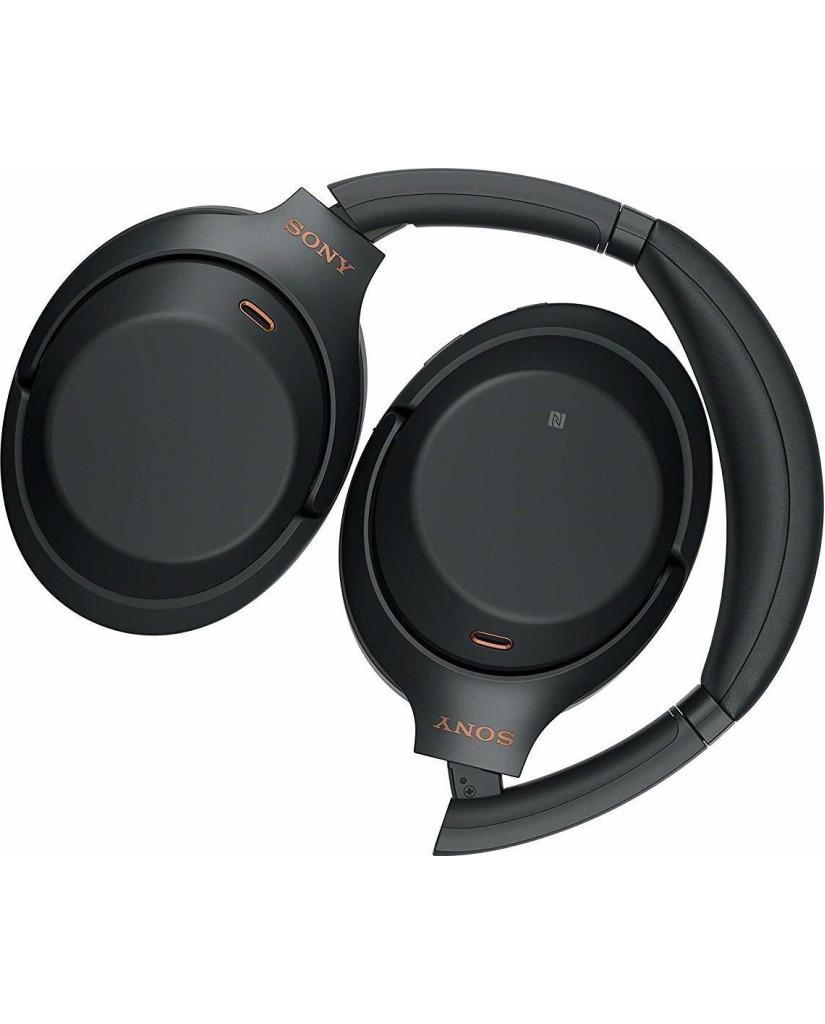 Sony WH-1000XM3 Ασύρματα Ακουστικά Εξουδετέρωσης Θορύβου – Μαύρο