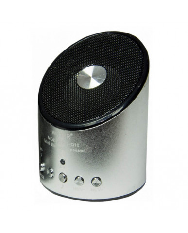 WIRELESS SPEAKER WSTER WS-Q10 – ΑΣΗΜΙ