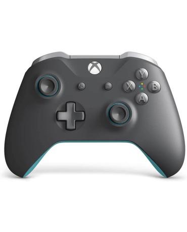 Microsoft Xbox One Wireless Controller - Grey / Blue