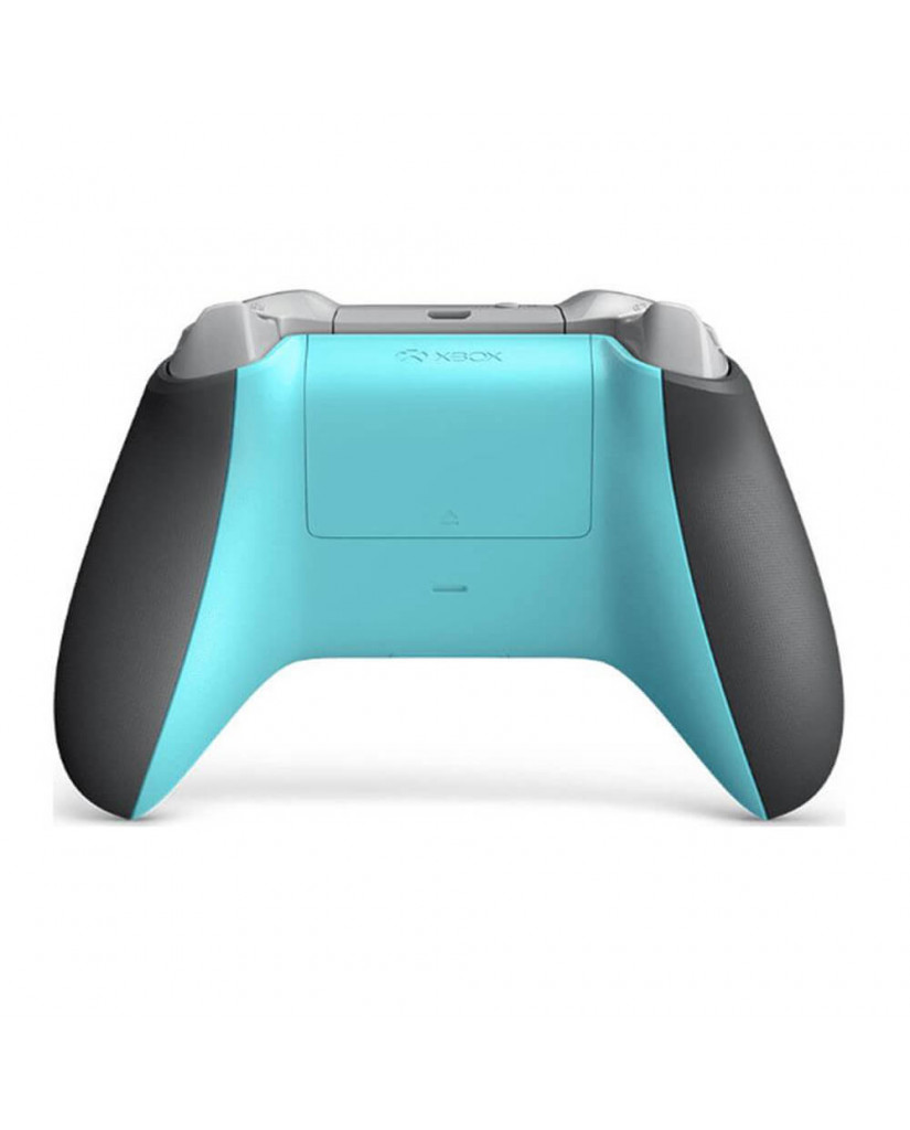 Microsoft Xbox One Wireless Controller - Grey / Blue
