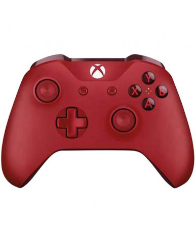 Microsoft Xbox One New Wireless Controller Red - Χειριστήριο Κόκκινο