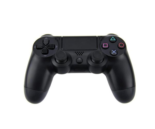 Ενσύρματο Χειριστήριο PS4 OEM Doubleshock 4 Με ενσωματωμένο καλώδιο 1.50 μέτρο - Μαύρο
