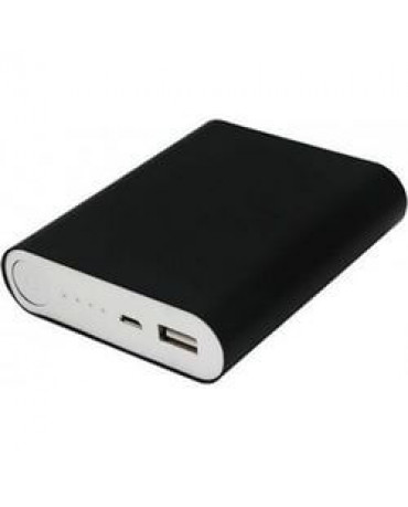 Power Bank OEM - 5V 2.1A 10400mah - 847270 - Μαύρο