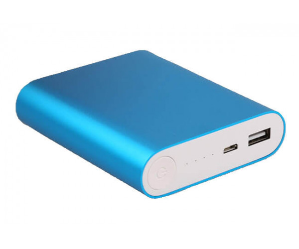 Power Bank OEM - 5V 2.1A 10400mah - 847270 - Μπλε