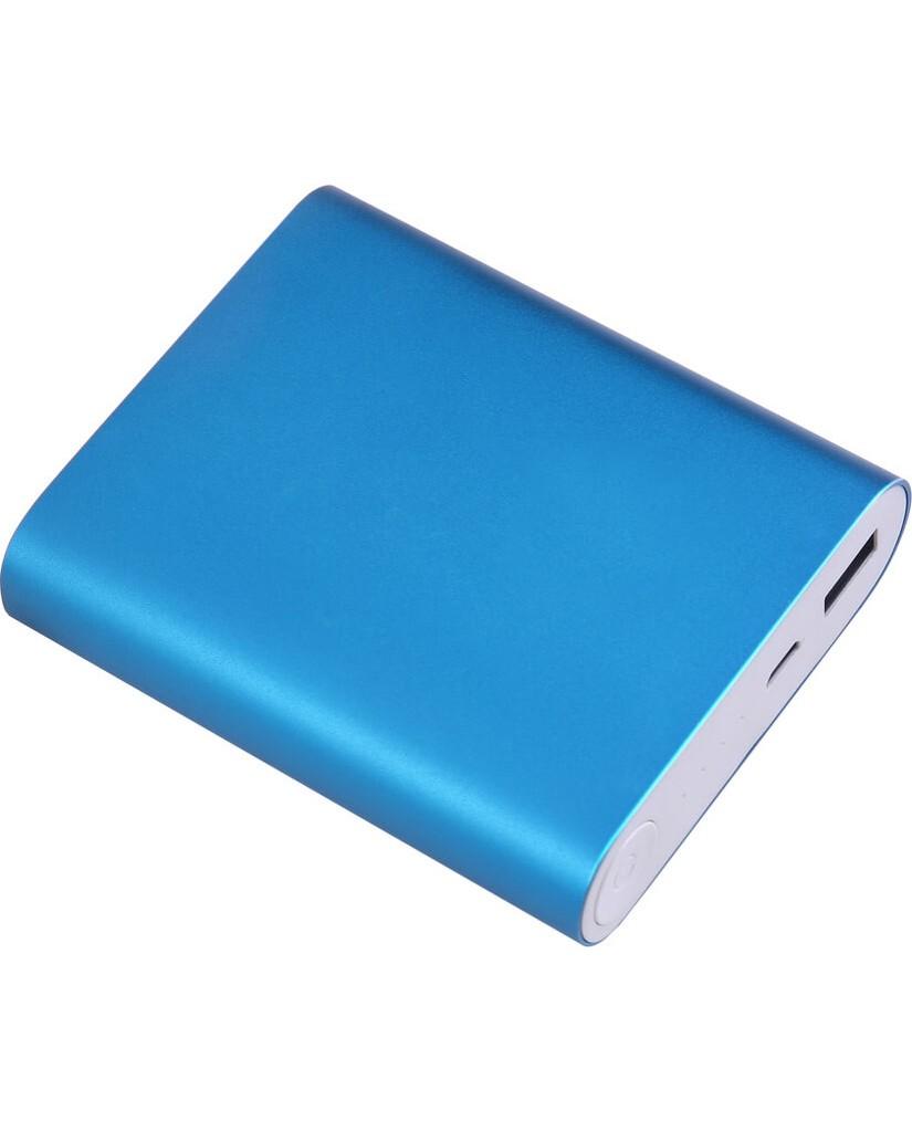 Power Bank OEM - 5V 2.1A 10400mah - 847270 - Μπλε