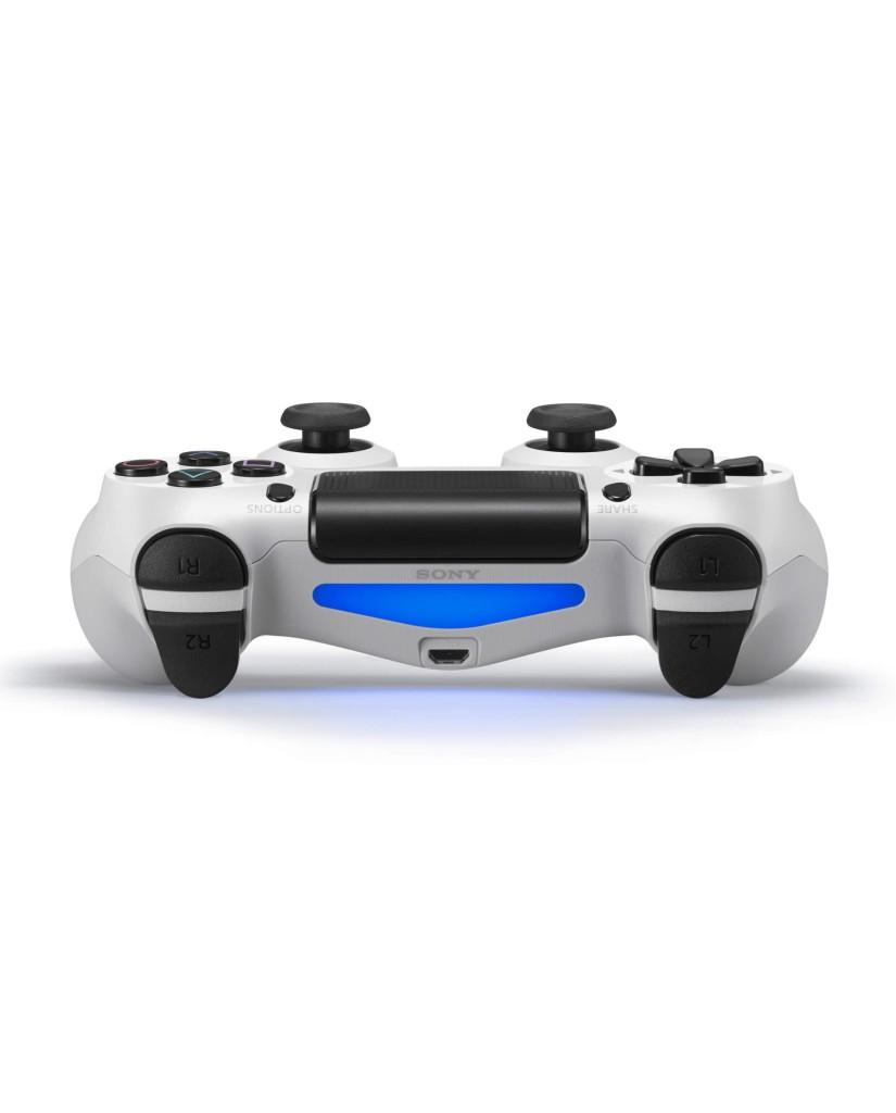 Sony Dualshock 4 V2 - Χειριστήριο PS4 - Λευκό