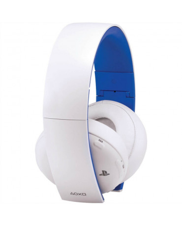 Sony Official Wireless Stereo Headset 7.1 V2 Ασύρματα Ακουστικά PS4 / PS3 / PS Vita / PC / Mac - Λευκό