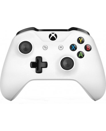 Microsoft Xbox One Wireless Controller - White