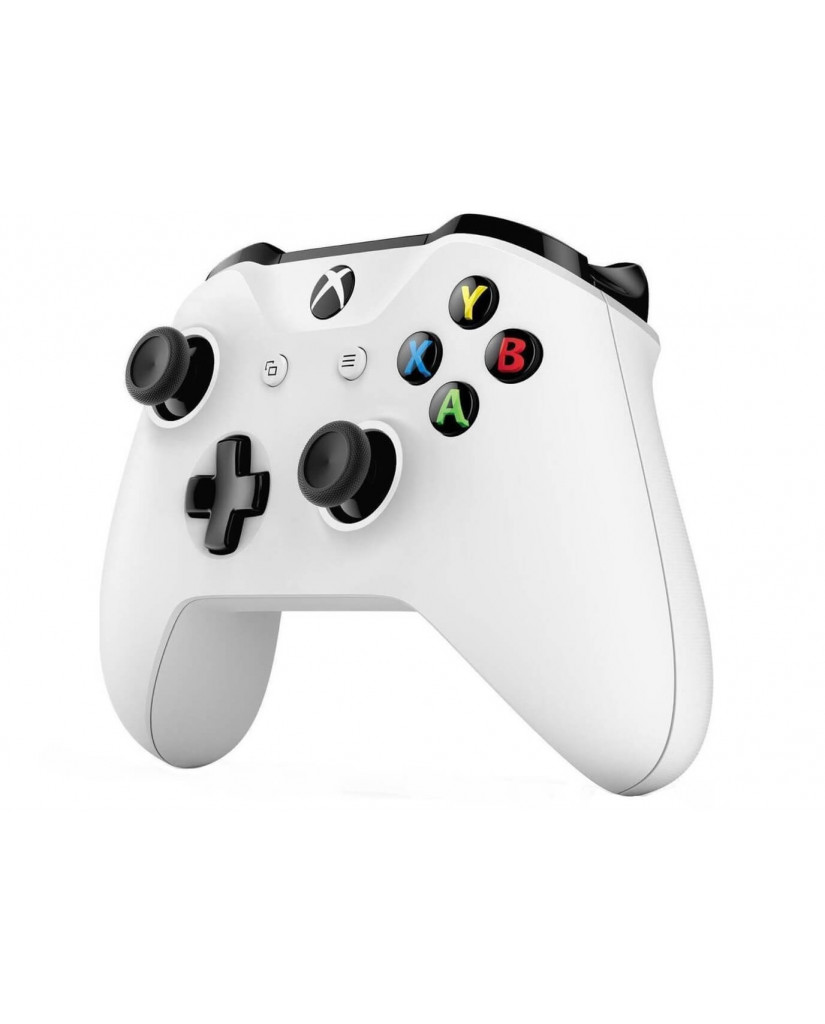 Microsoft Xbox One S Wireless Controller White New - Χειριστήριο Λευκό