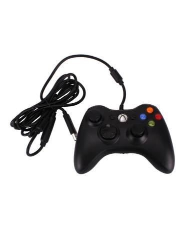 Ενσύρματο Χειριστήριο Xbox 360 & PC OEM - Μαύρο