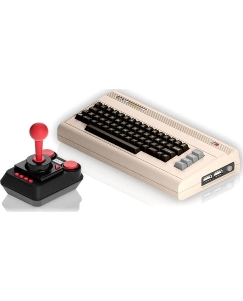 THE C64 MINI ΚΟΝΣΟΛΑ HD – ΠΕΡΙΛΑΜΒΑΝΕΙ 65 ΠΑΙΧΝΙΔΙΑ