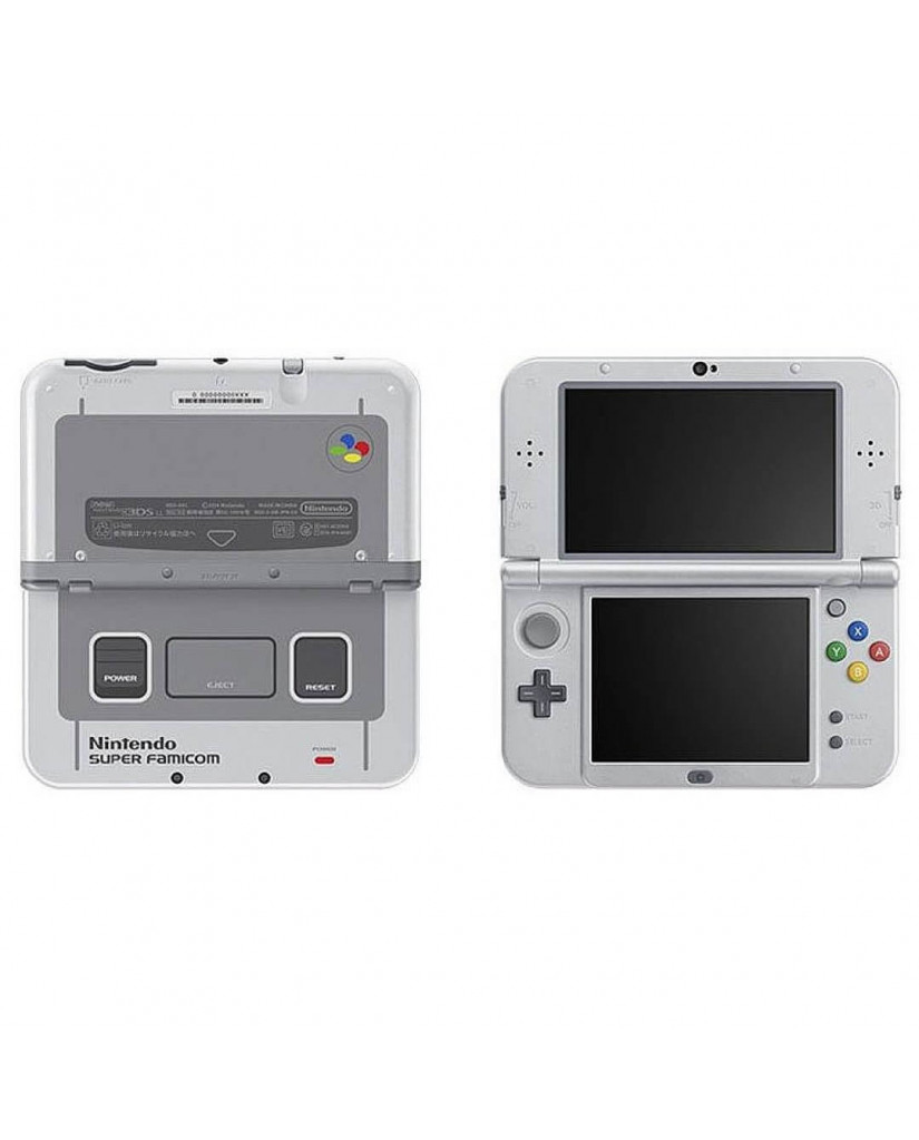 NEW NINTENDO 3DS XL SNES LIMITED EDITION