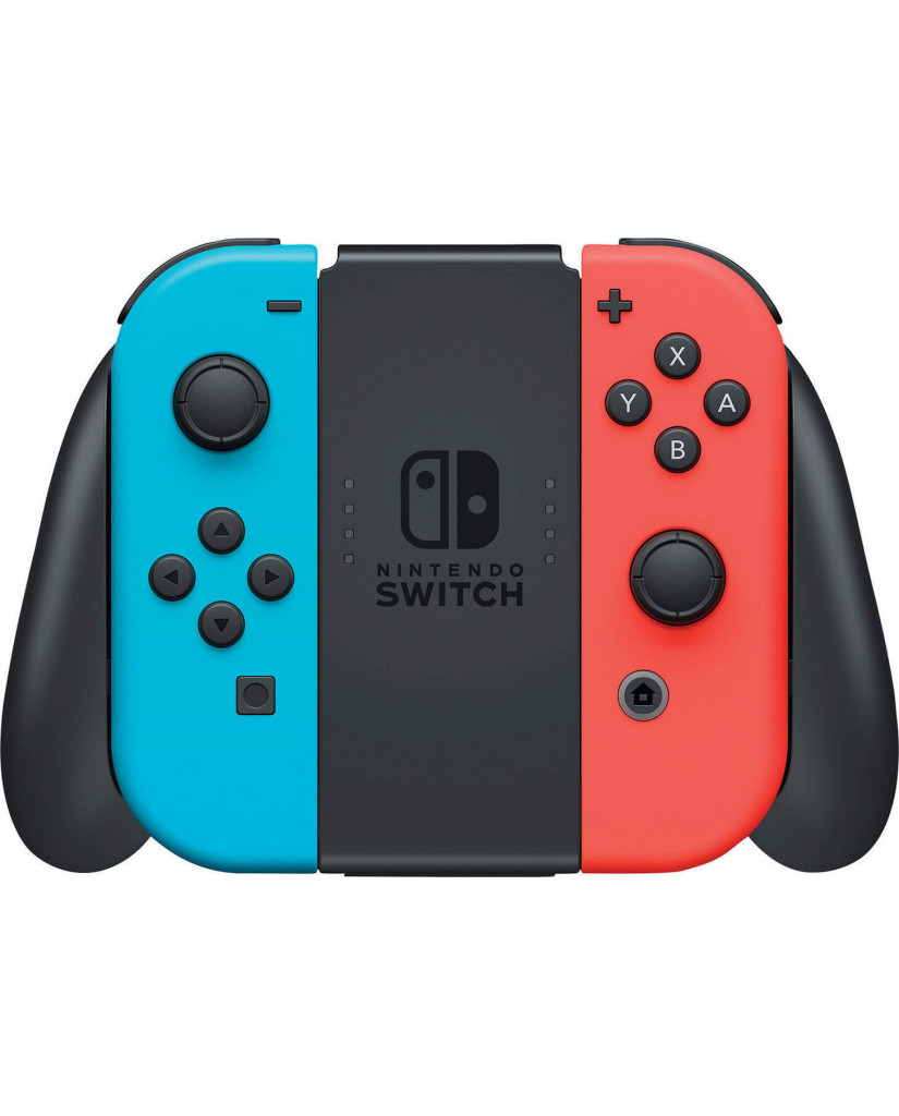 NINTENDO SWITCH CONSOLE RED/BLUE JOY-CON (NEW VERSION 2019) - 32GB