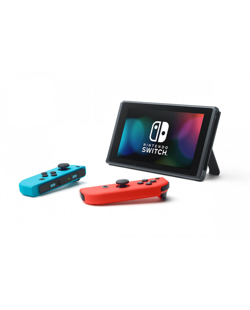 NINTENDO SWITCH CONSOLE RED/BLUE JOY-CON - 32GB