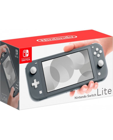 NINTENDO SWITCH LITE CONSOLE GRAY - 32GB