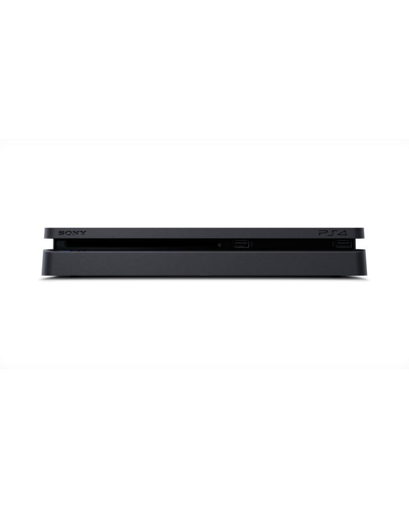 Sony PlayStation 4 - 500GB Slim FW 3.55 + Uncharted 4