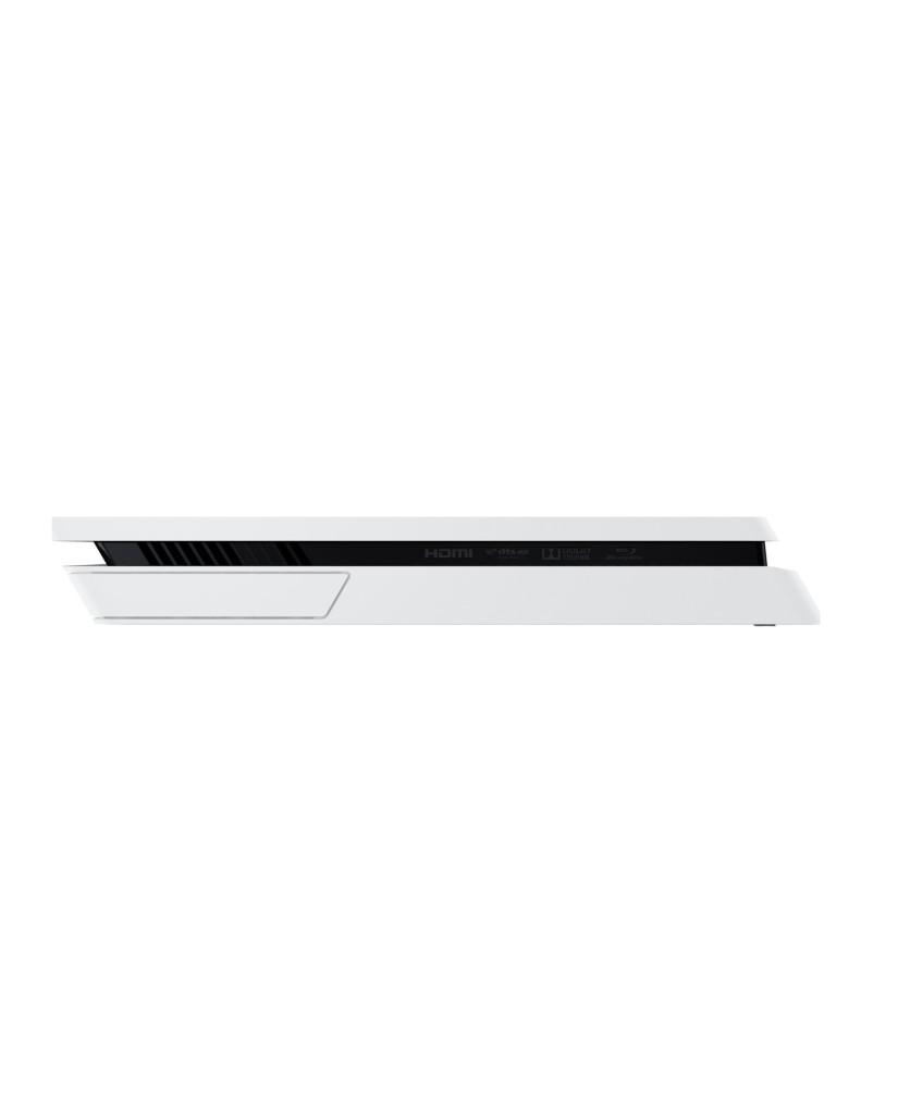 Sony PlayStation 4 - 500GB Slim Glasier White