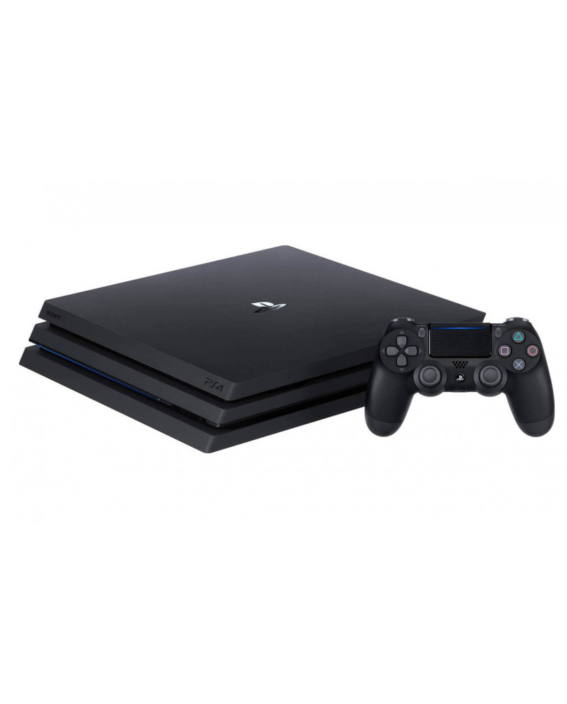 SONY PLAYSTATION 4 (PRO 1TB) BLACK + ULTIMATE TEAM VOUCHER + PS PLUS 14 DAYS + FIFA 20