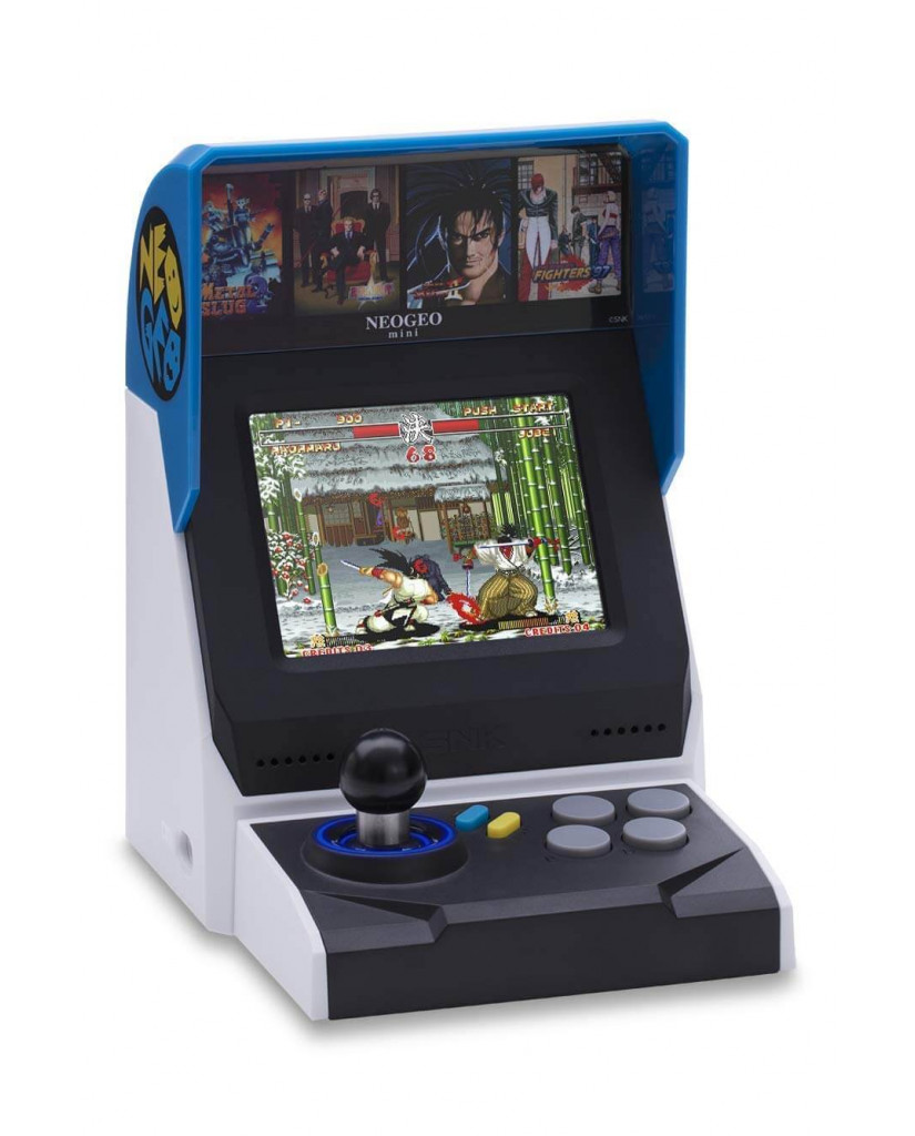 SNK - NEOGEO MINI CONSOLE INTERNATIONAL – RETRO