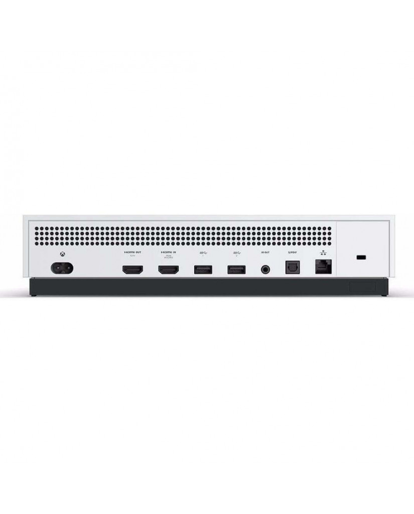 MICROSOFT XBOX ONE S ΚΟΝΣΟΛΑ - 1TB + 2 ΑΣΥΡΜΑΤΑ ΧΕΙΡΙΣΤΗΡΙΑ