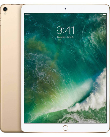 "Apple iPad Pro 2017 10.5"" WiFi (256GB) MPF12 Με Αντάπτορα - Gold"