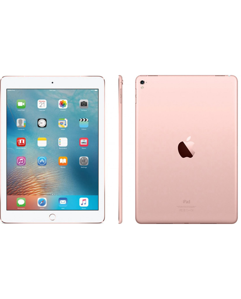 "Apple iPad Pro 2017 10.5"" WiFi (512GB) MPGL2 - Rose Gold"