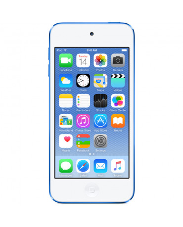 "Apple iPod Touch 4"" 128GB MP3 Player 6th Generation (MKWK2LL/A) - Blue"