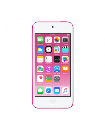 "Apple iPod Touch 4"" 128GB MP3 Player 6th Generation (MKWK2LL/A) - Pink"