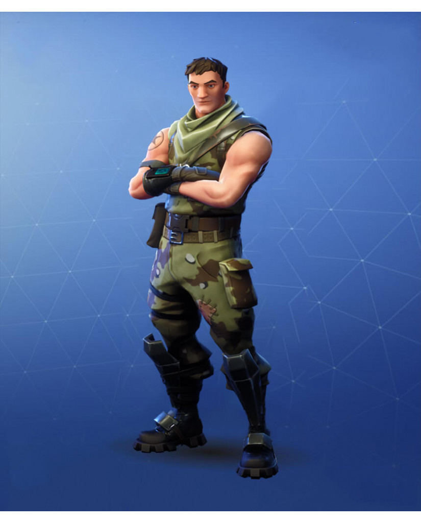 Pop! Games Fortnite - Φιγούρα Highrise Assault Trooper Skin (431)