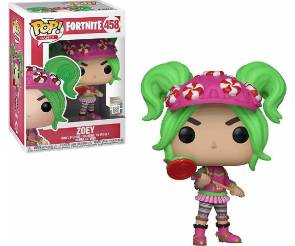Pop! Games Fortnite -  Φιγούρα Zoey Skin (458)
