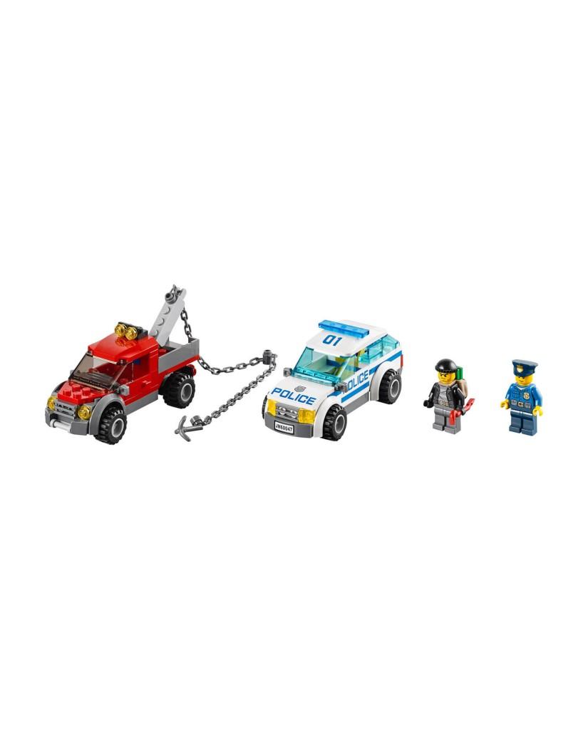 LEGO City Αστυνομικό Τμήμα (60047)