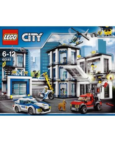 LEGO City Αστυνομικό Τμήμα (60141)
