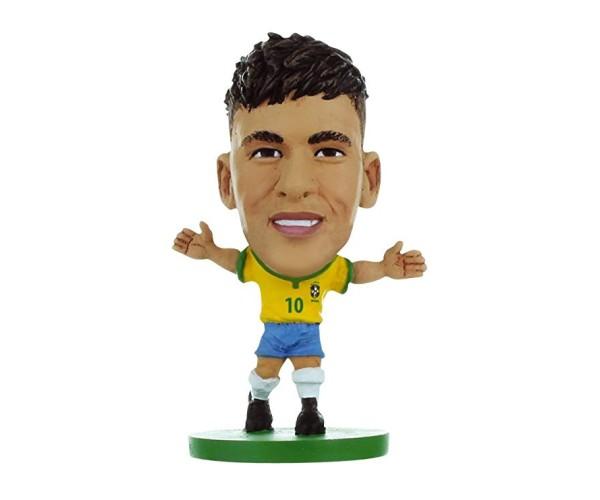 Soccerstarz - Βραζιλία - Μινιατούρα Νεϊμάρ