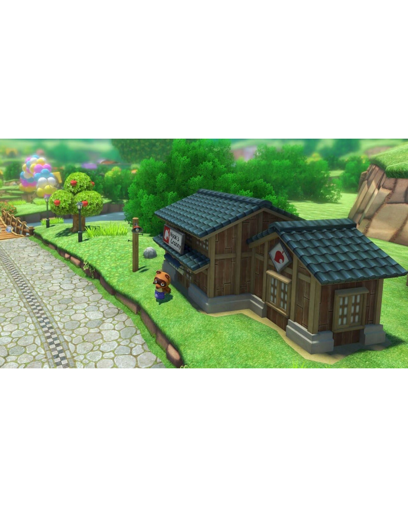 ANIMAL CROSSING: HAPPY HOME DESIGNER - 3DS / 2DS GAME